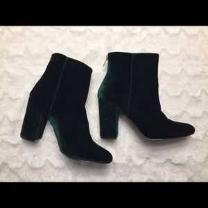 Shoe dazzle Ankle booties